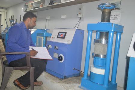 Marshal Test Labs I Pvt Ltd A Nabl Accredited Lab A